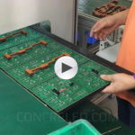 LED Display Module Production Line - China LED Display Factroy CONCRE