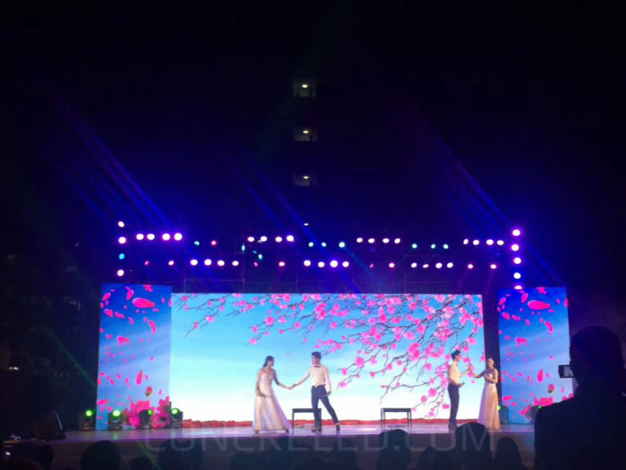 P10 Stage LED Screen