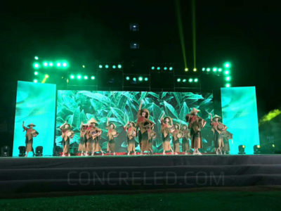 Outdoor Stage LED Display P10