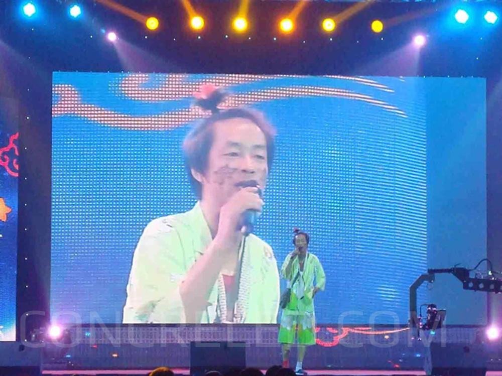 Singing Contest led dislay